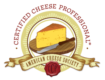 Certified Cheese Professional (CCP)