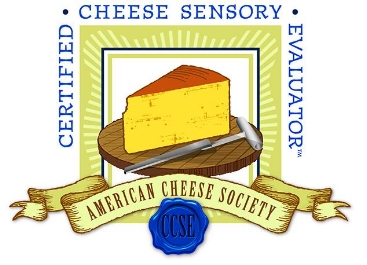 Certified Cheese Sensory Evaluator (CCSE)