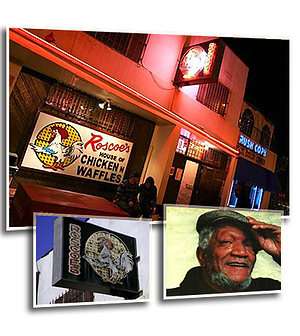 Roscoe's Chicken History Photos