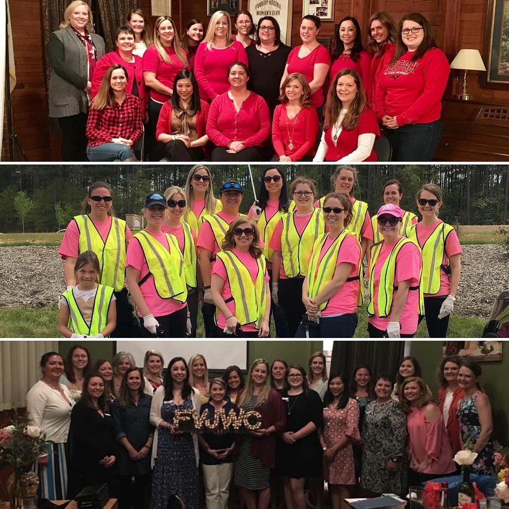 - We are a non-profit organization of women who share the common desire to serve our community through volunteer service while building lasting friendships.Learn how we Make a Difference
