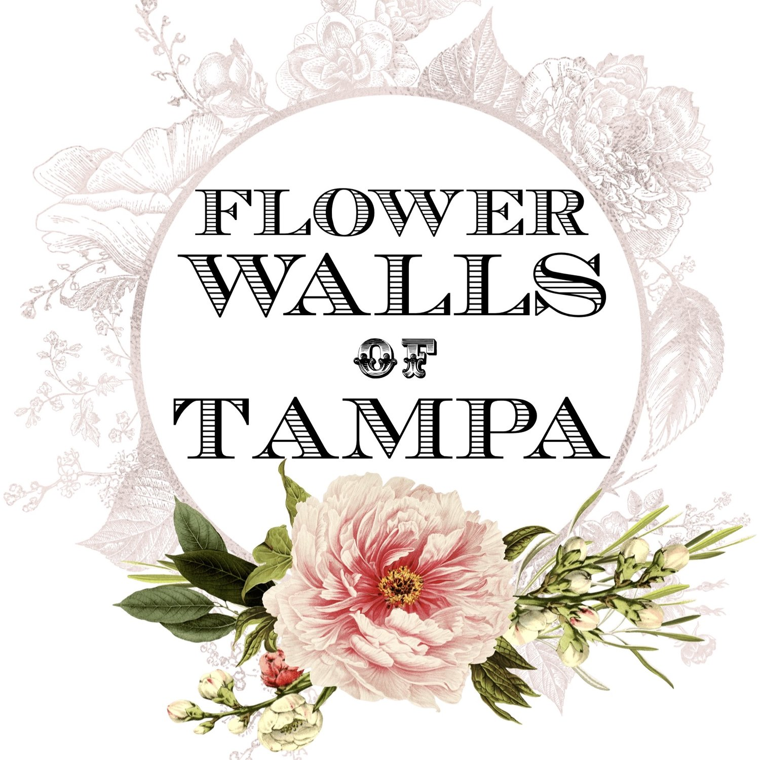 Flower Walls of Tampa