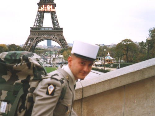LEGION OF THE LOST: The True Experience of an American in the French Foreign Legion, by Jaime Salazar