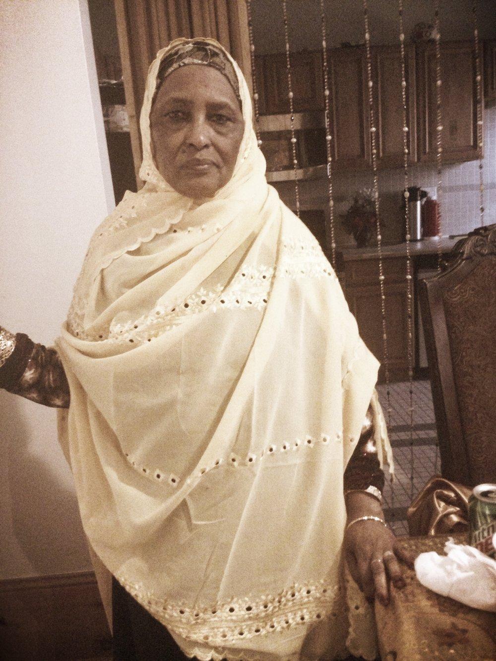 MaMa Fatuma - Chef, Habiba's Hotel