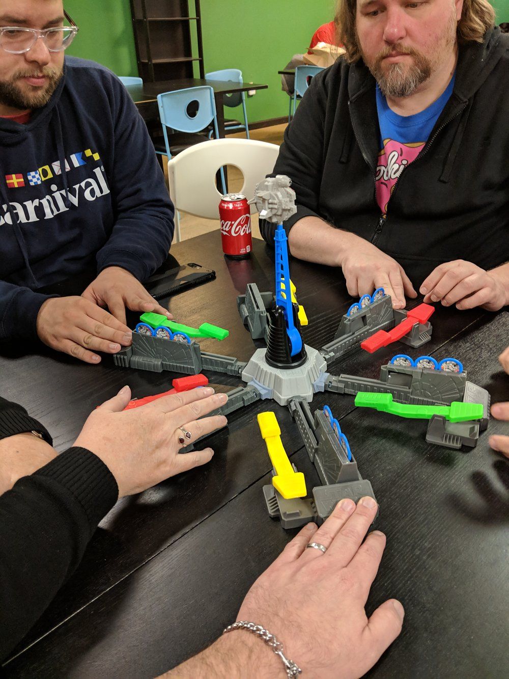6 player Looping Chewy