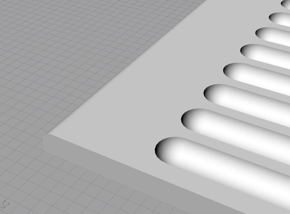 Custom Wall Panelling