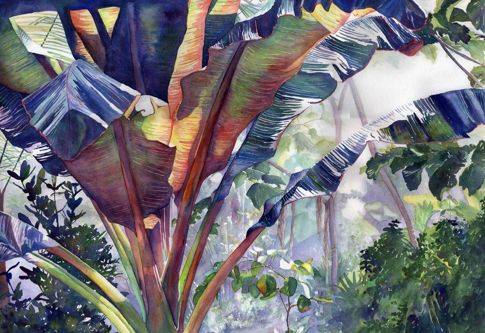 Jungle Fever © Lorraine Watry