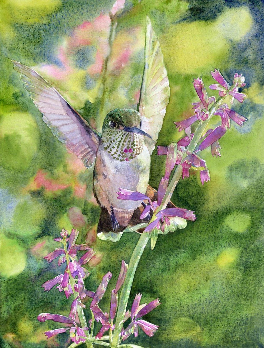 Garden Nectar © Lorraine Watry