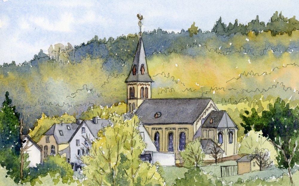 Luxembourg Village © Lorraine Watry