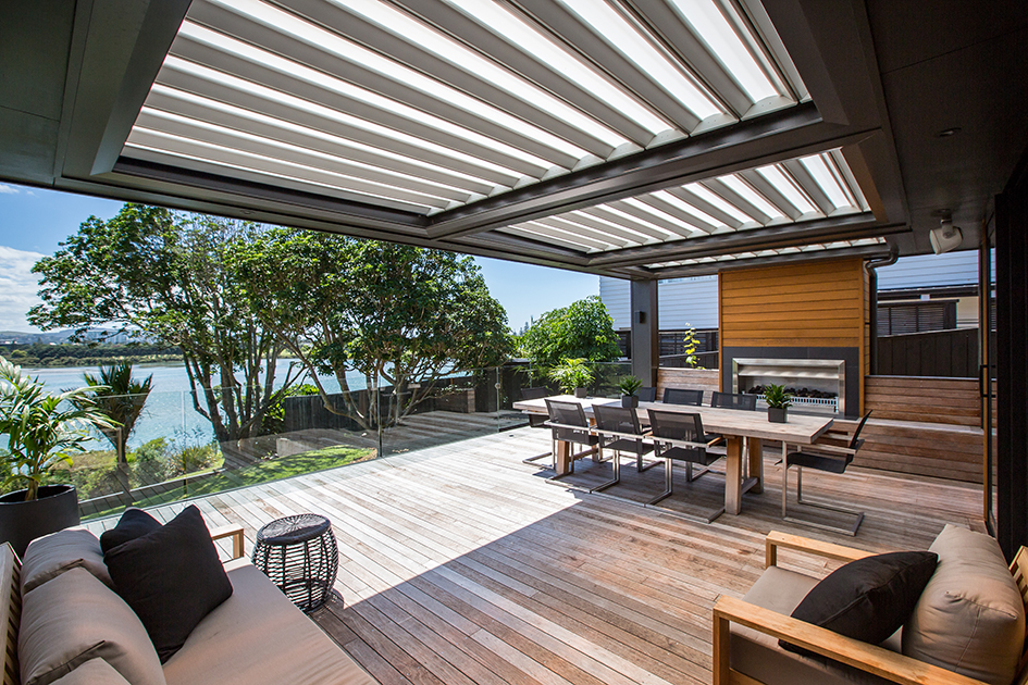Opening Roofs - Enjoy the perfect climate at the touch of a button with the innovative opening roof.