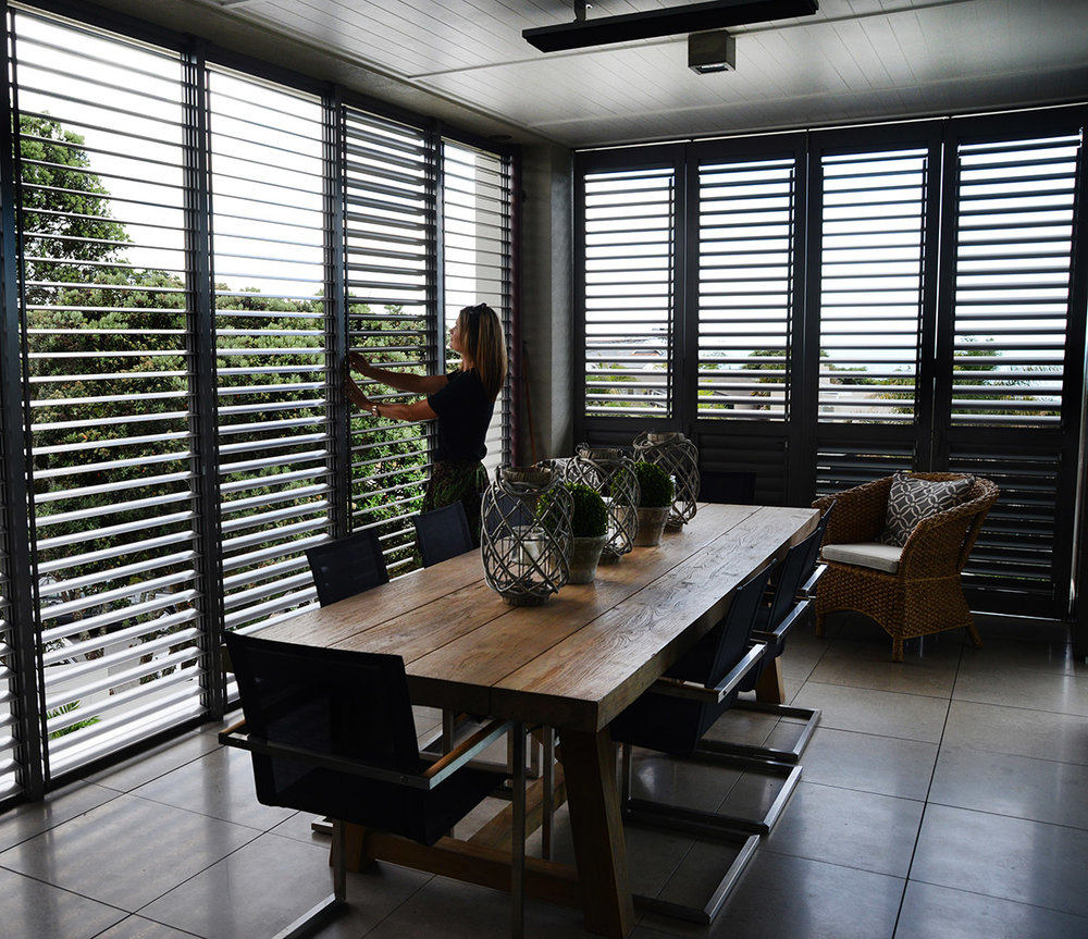 Louvres - Create an architectural masterpiece with these quality louvres