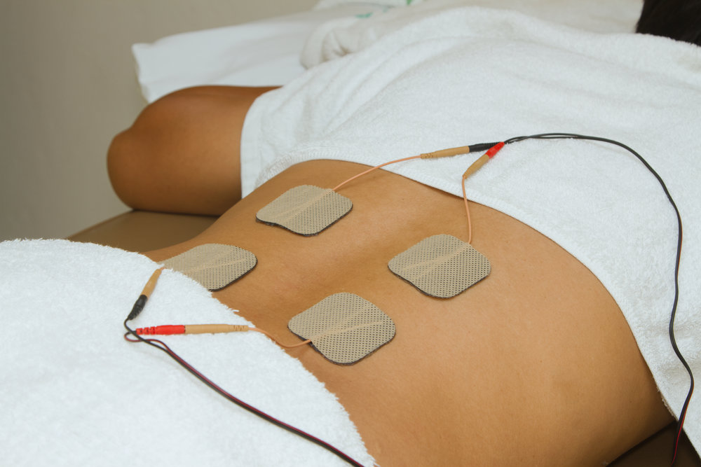 Electric Stim - As needed