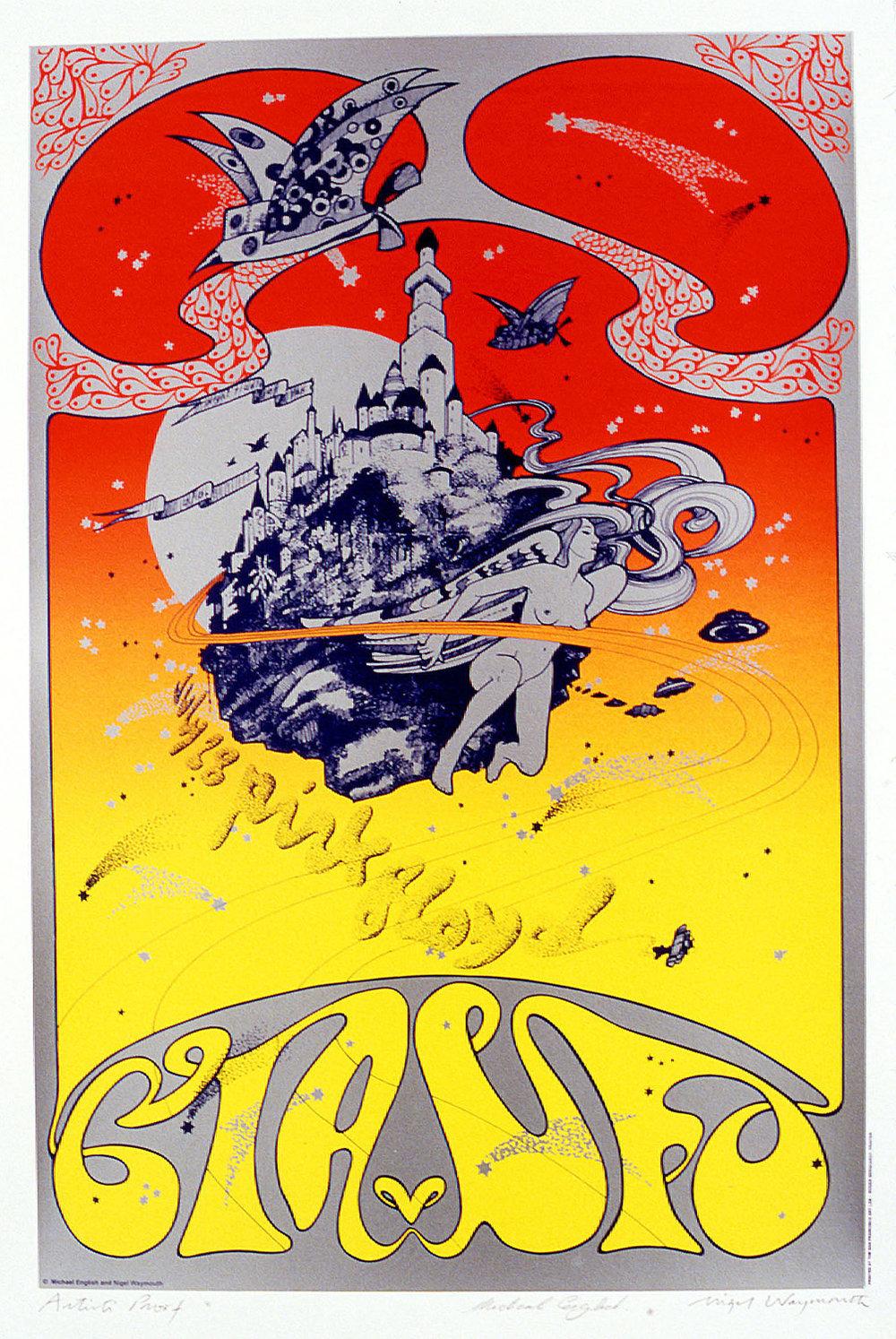 PINK FLOYD, CIA v UFO '67