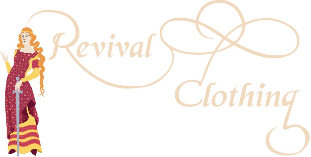 Revival Clothing - Creating high quality garments that are built to last, and crafting designs that are as historically accurate as possible.