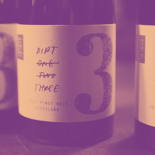 DIRTY THREE WINES