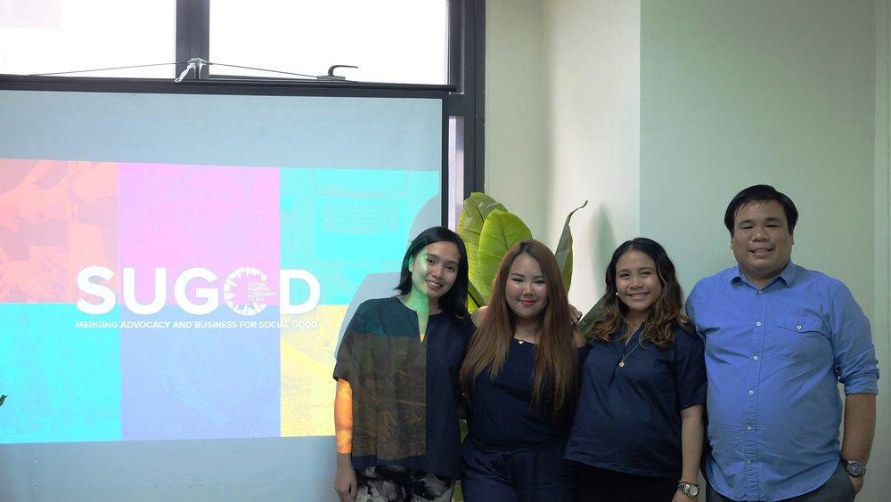 SUGOD for Aspiring Social Entrepreneurs - The Global Shapers Cebu Hub announced the launch of SUGOD: Merging Advocacy and Business for Social Good on April 11, 2019 at The Company Cebu. SUGOD is a comprehensive program on how to start a sustainable social enterprise.