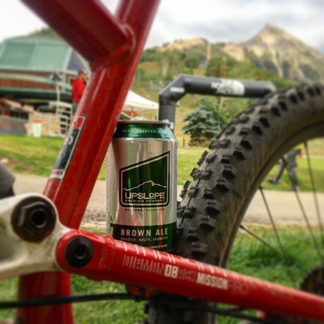 The Suffer Beer // A practice I have adopted of bringing an unnecessary can of beer out on a objective as a symbolic reminder to not take things too seriously (though that's rarely at risk). Very much in that spirit, I finally ticked off the Grand Traverse Triple Crown this weekend by running 40 miles from Crested Butte to Aspen on Saturday and then returning via Star Pass on my mountain bike the next day, climbing more than 15,000 feet over the 80 miles. Truly some of the most glorious alpine single track I think I will ever ride. Very happy and appreciative to have a friend like Sarah who shares the stoke for these ill-advised schemes and for the group of adopted friends that met us at the finish line for some supremely sweaty hugs.
