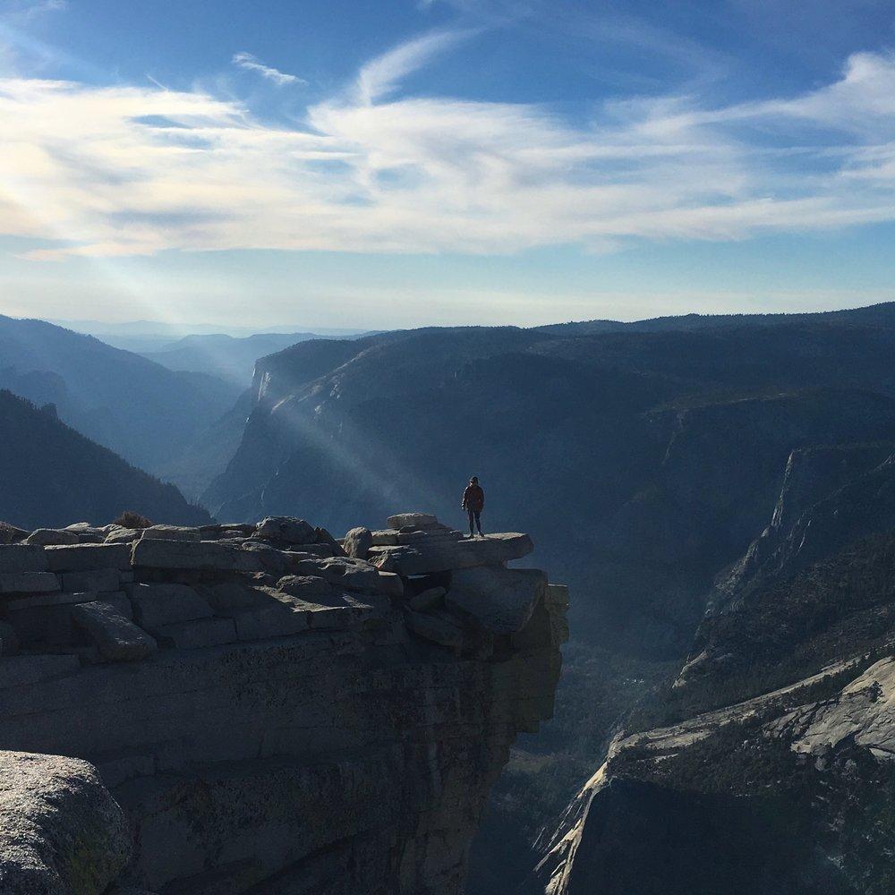 Yosemite Campsite Alert