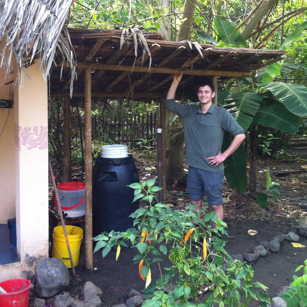 Biosand Filters [Ecuador]