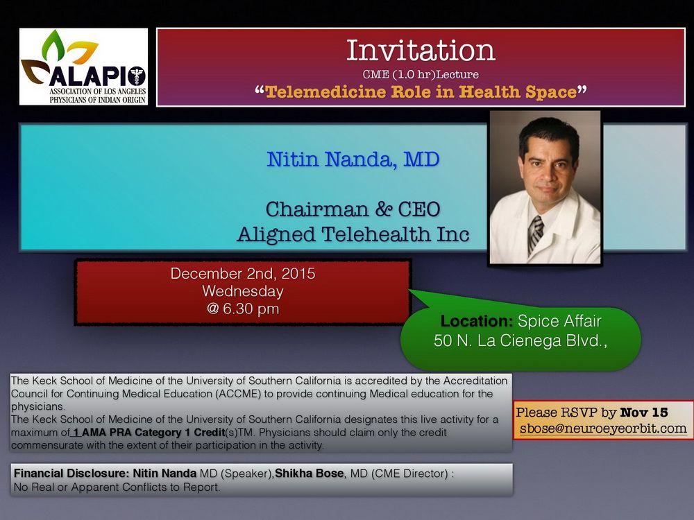 Telemedicine Role in Health Space