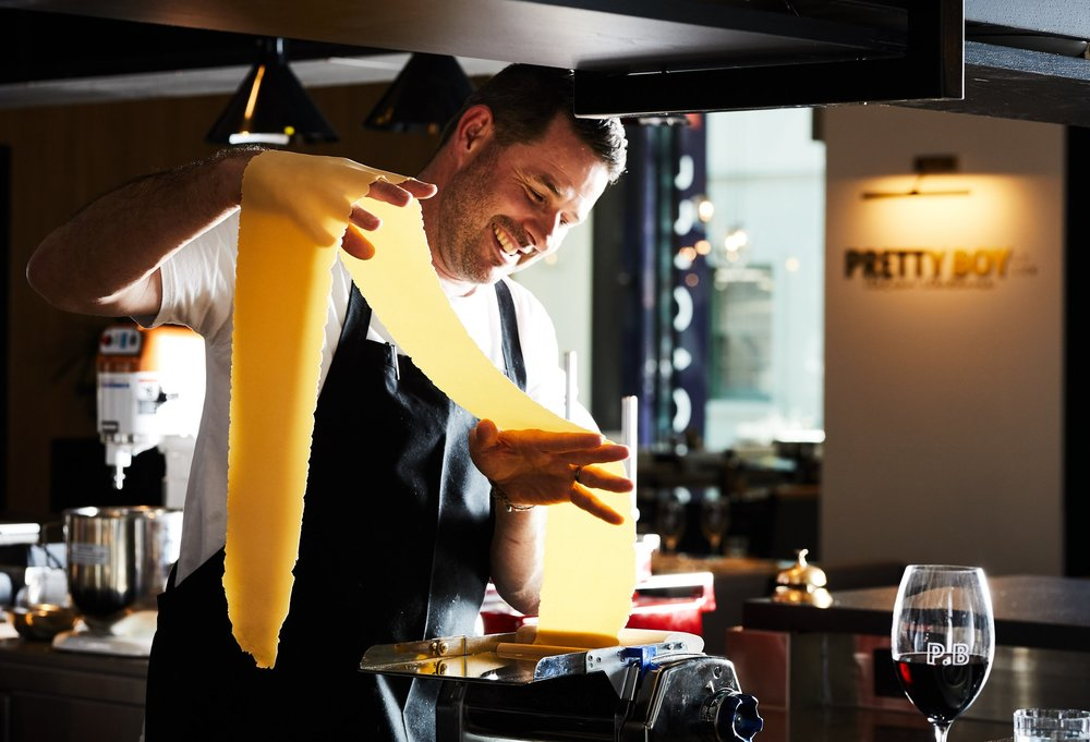 Acclaimed Chef Michael Smith