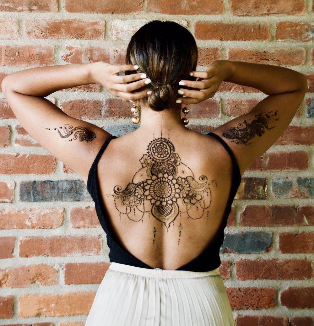Henna & Jagua Art - Based in Houston, TX