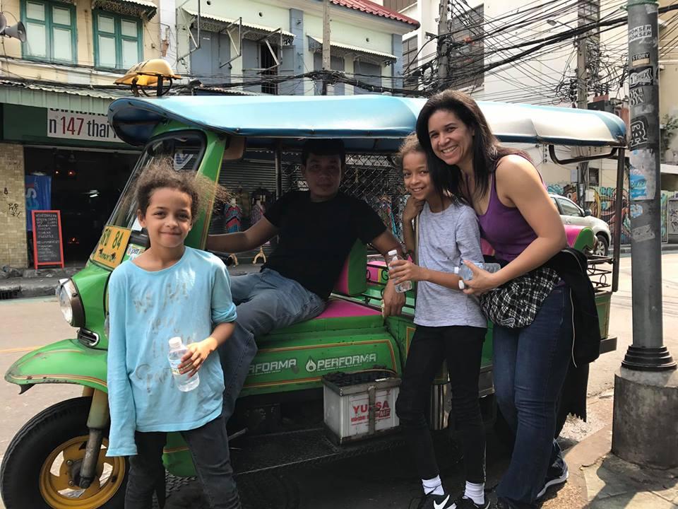 Bangkok, Thailand….on a HOT HOT HOT day