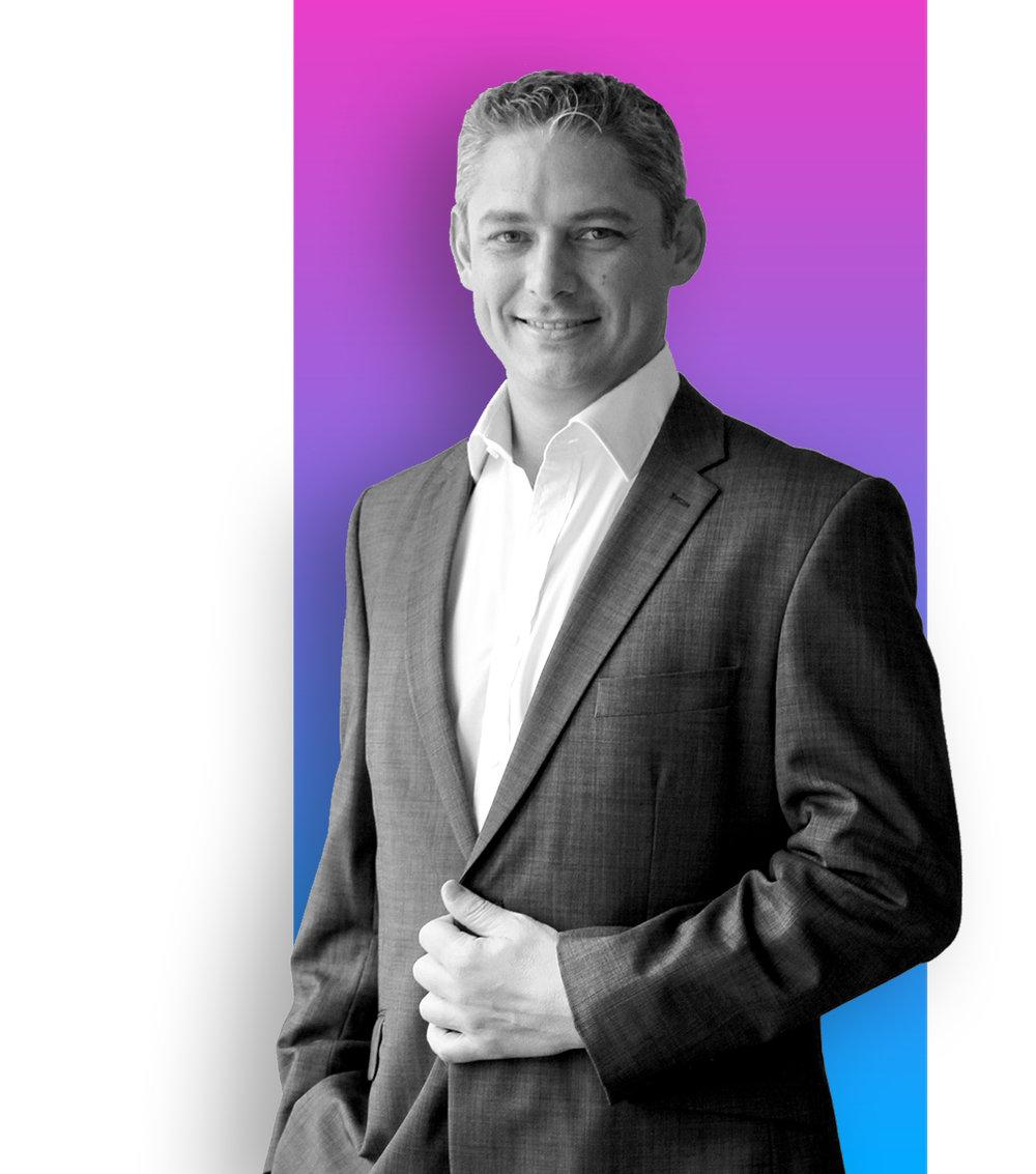 Raymond Smart - Finance & Operations Director