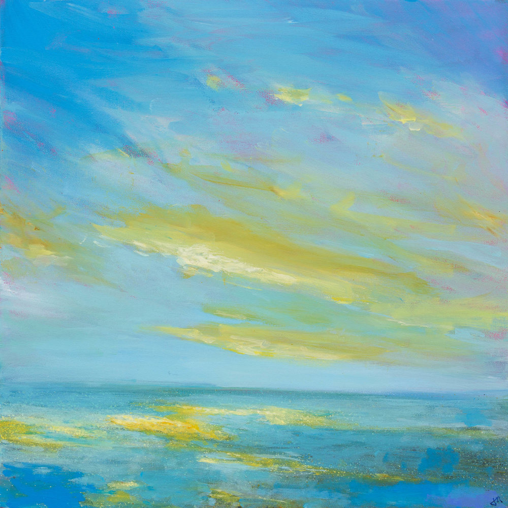 Glorious golden afternoon 57x57cm.jpg