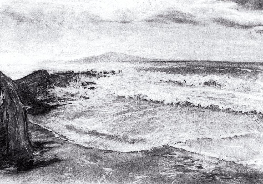 Sea Surge Silver Strand