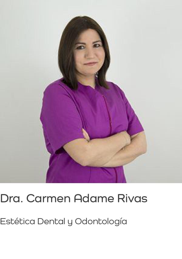 Dra. Carmen Adame Rivas