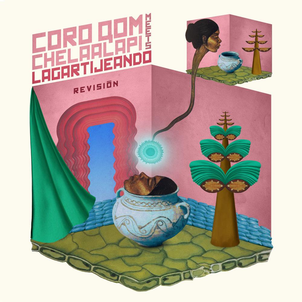 Revisón EP    Coro Qom Chelaalapi Meets Lagartijeando