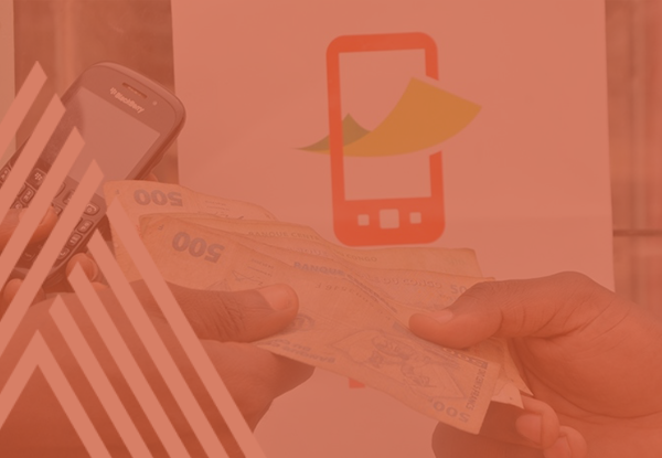 BRANCHLESS BANKING - ÉLAN RDC promotes financial inclusion using mobile communication technology through support to microfinance institutions, banks and mobile operators.