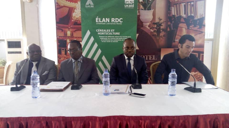 En 4 ans, ELAN RDC se félicite d'avoir commercialisé des milliers de tonnes de semence aux paysans - Desk Eco