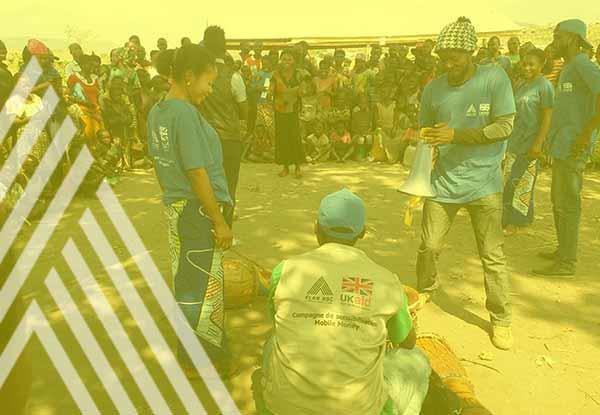 MARCHÉS EN CRISE - ELAN RDC travaille dans son volet « Marchés en Crise » pour promouvoir l'adoption de solutions de marché durables dans les régions à forte densité humanitaire.