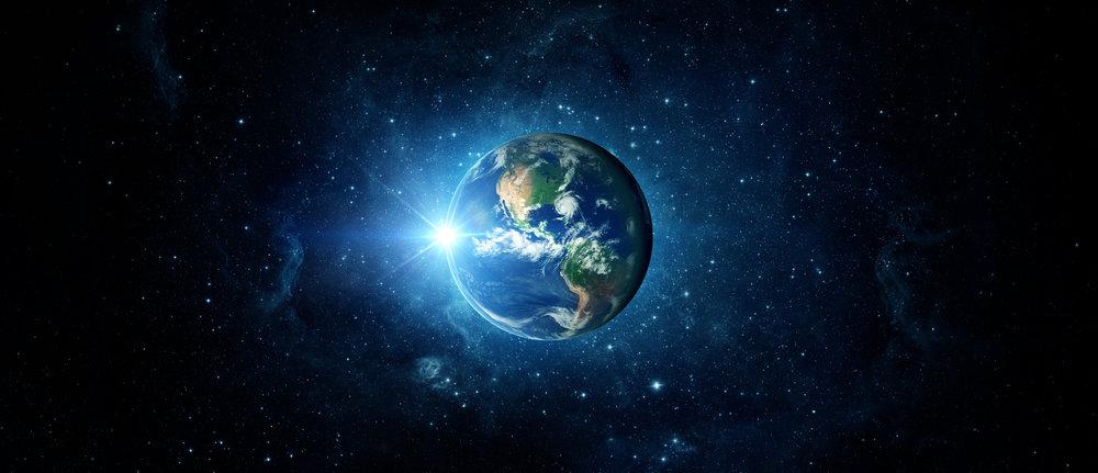 Love Our Tiny Blue Dot  #LOTBD