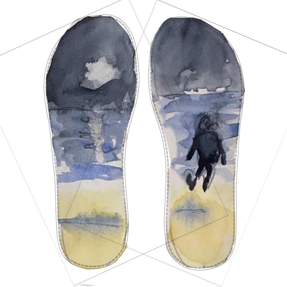 Original Artwork - Limited to 500 pairs