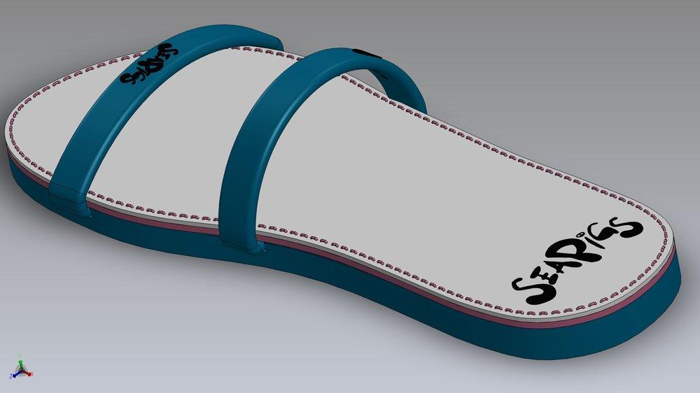 SeaPigs Drifters, not flip flops