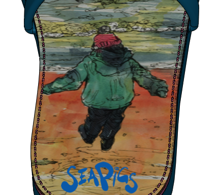 SeaPigs Drifters: Limited Editions