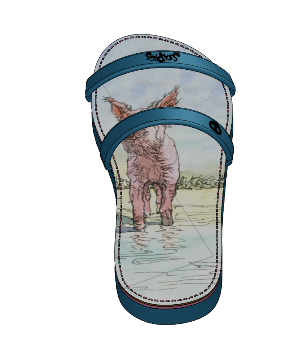 SeaPigs Drifters: Limited Editions - Pig Island