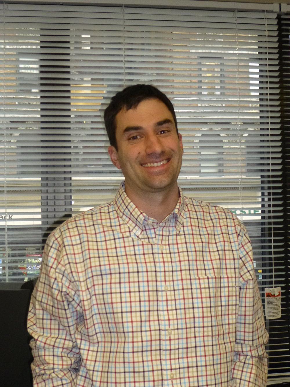Dr. Adam Grabell, Ph.D.