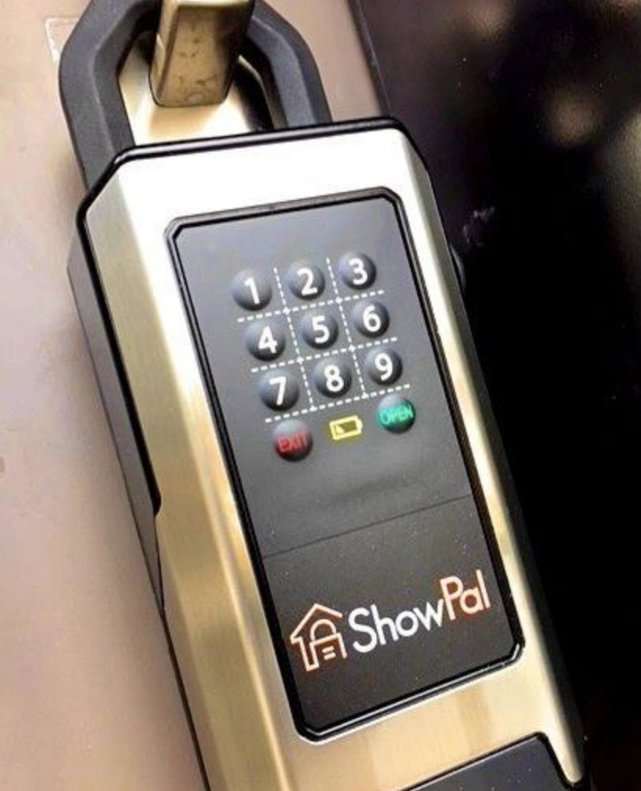 Lock-Box - Life is busy and performing your own showings takes up your time and can be intimidating for buyers. ShowPal meets buyers and gives them access to your home for their showings so you can concentrate on the sale without the hassle of showings.