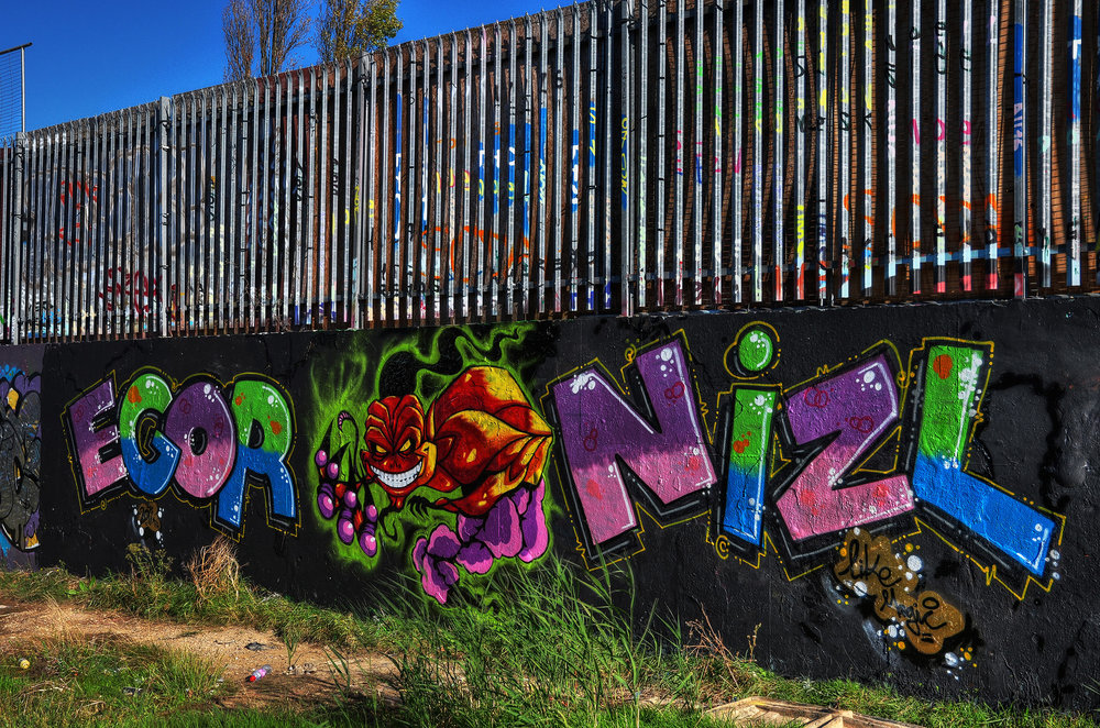 Urban Paint - Some other bits of graffiti I have found