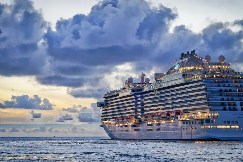 Cruise Line Shows and Experiences, Renaissance Cruise Lines, Royal Caribbean International, Norwegian Cruise Line, and the QE2.