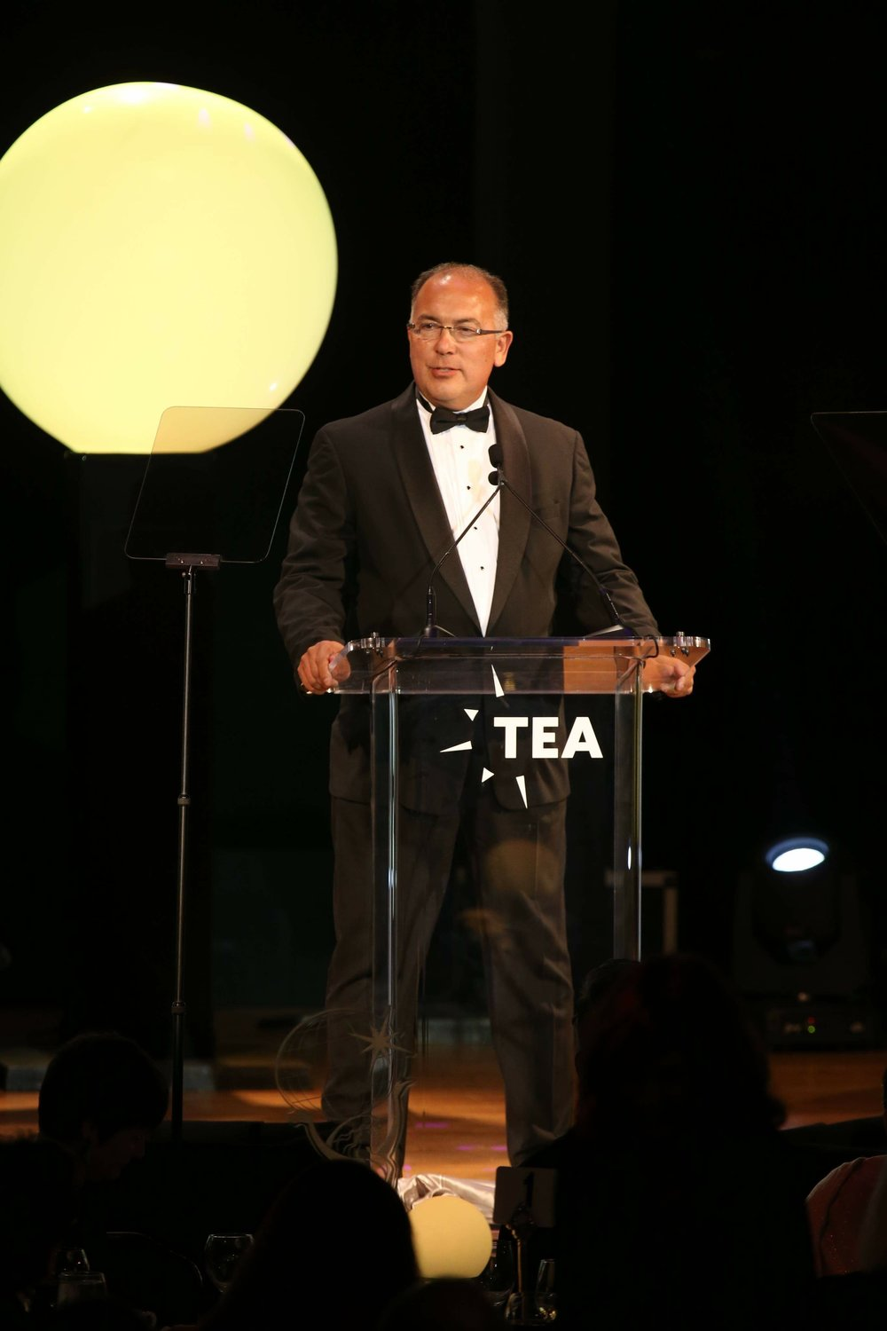 Anthony Esparza has produced, directed, or led teams for multiple projects that have received TEA Thea Awards. The Thea Award is a prestigious industry honor reserved for projects that exemplify the highest standards of excellence and achievement.