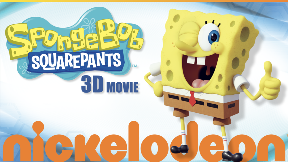 SpongeBob and all related elements ©  & ™ Nickelodeon. All rights reserved.