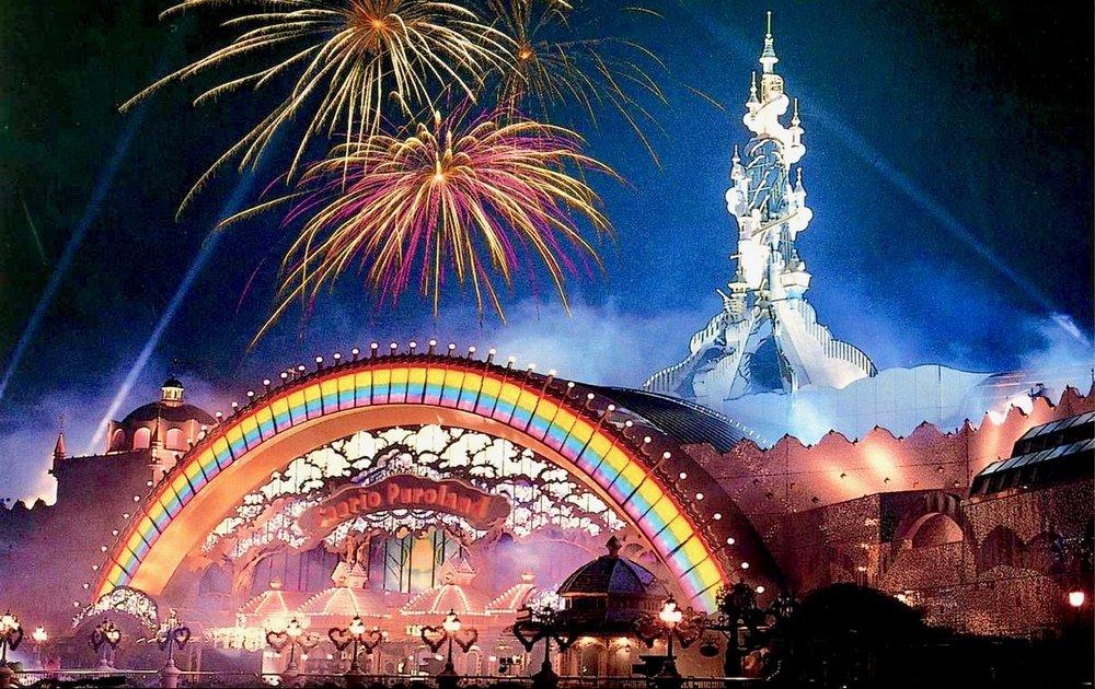 Sanrio Puroland Fireworks 2.jpg