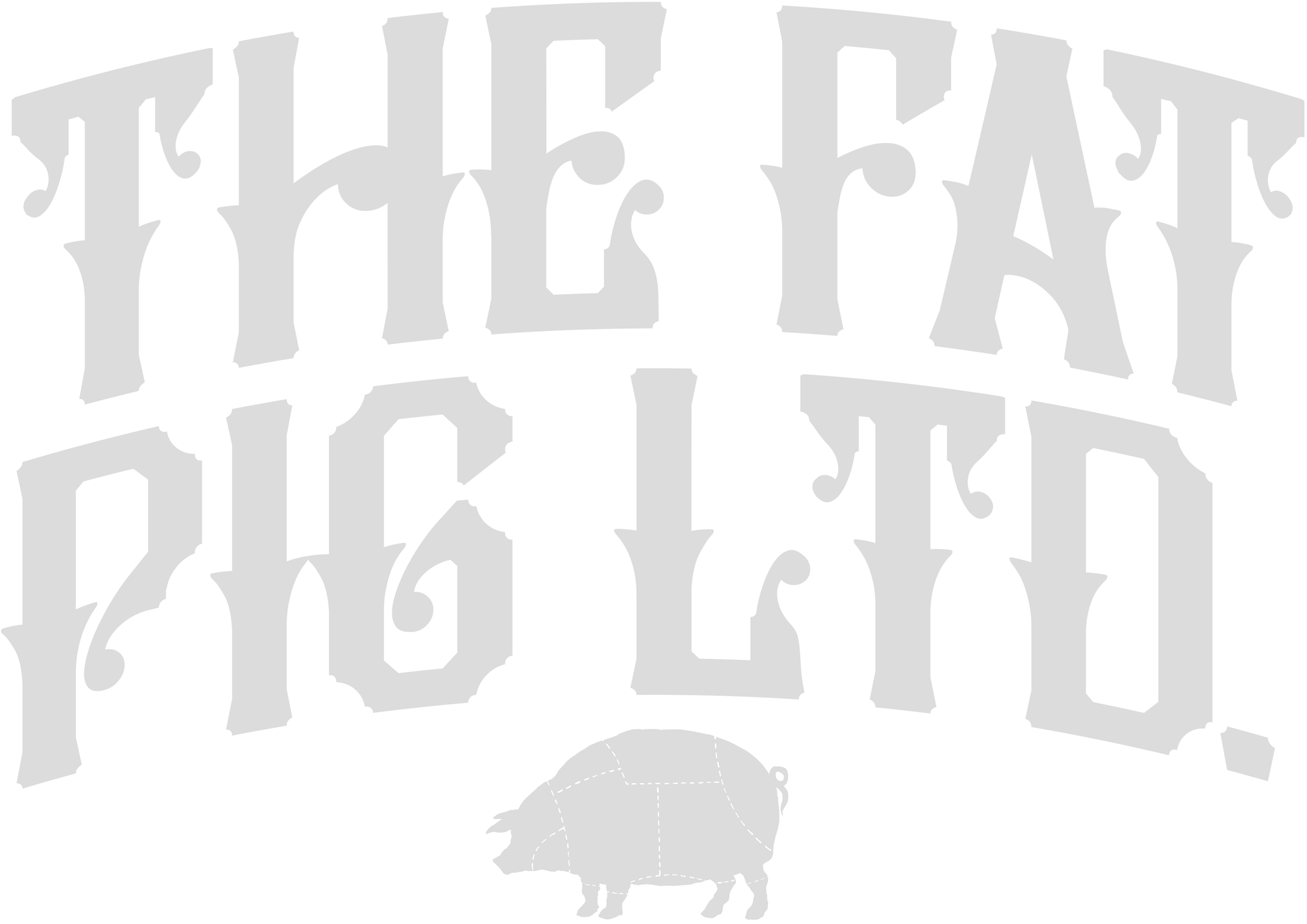 The Fat Pig Ltd.