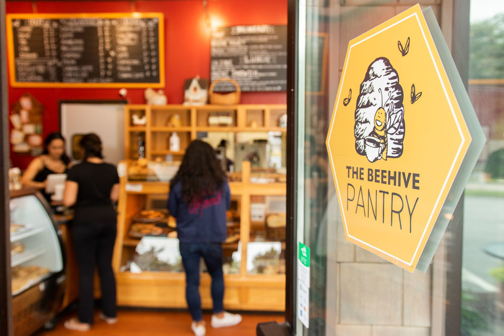 The Beehive Pantry in Bristol Rhode Island