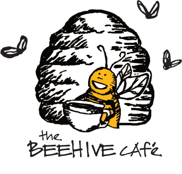 The Beehive Cafe Logo