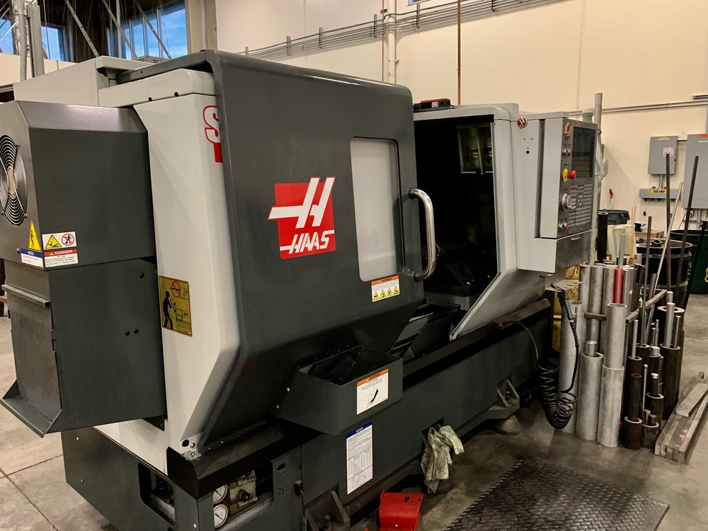 haas st20 lathe - CNC Lathe with 15